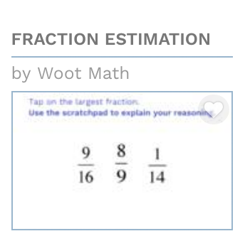 Fractions Estimation