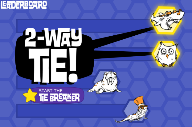 Tie Breaker screenshot