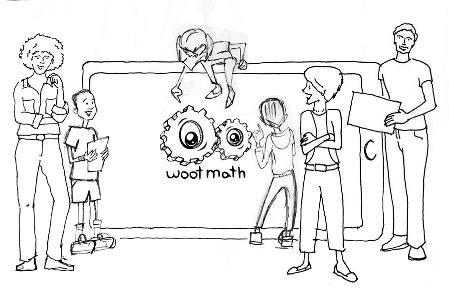 How to Use Woot Math with Video Conferencing