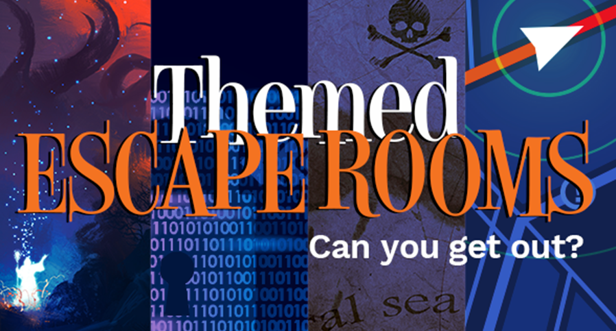 Themed Escape Rooms