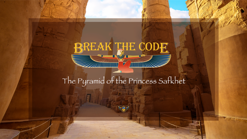 Egyptian Theme Escape Room